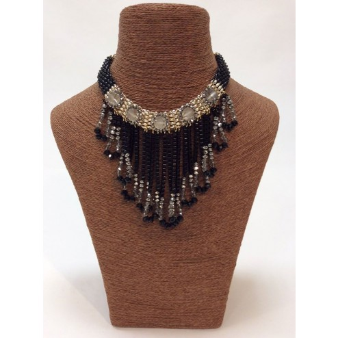 costume jewelry choker