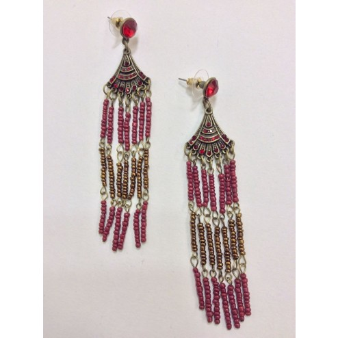 ibiza style earrings