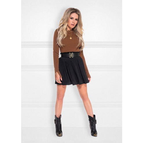 Nikkie N 3-690 2001 Rachel skirt in black
