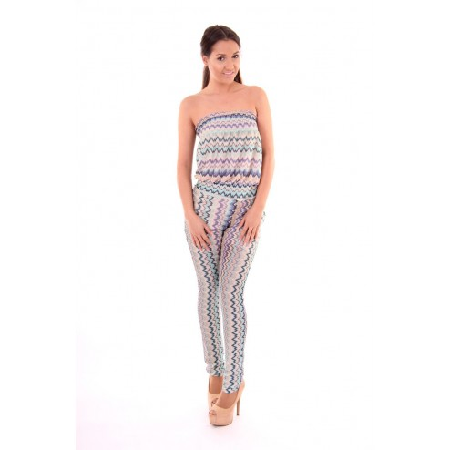 Jacky Luxury missoni jumpsuit