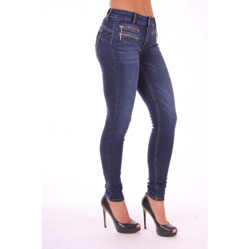 Liu Jo Charming jeans - bottom up