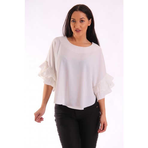 Relish witte blouse