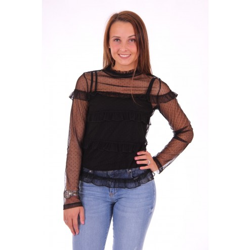 Liu Jo lace top