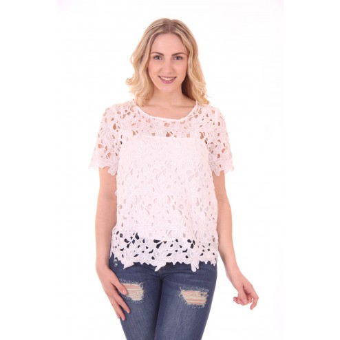 Suncoo lace top