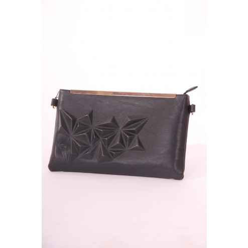G.sel clutch met relief