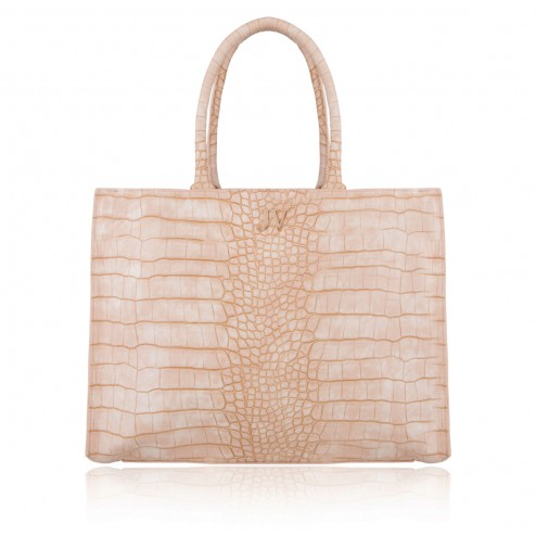Josh V Lizzy bag in Pale blush