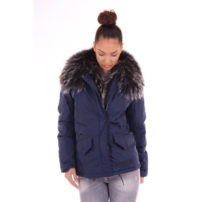 Winterjas Zonder Bont.Nickelson Winterjacket Giant Army Jassen Dames