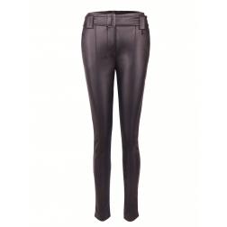 Given GW198403 leatherlook pants