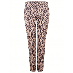 Jacky Luxury JLFW19065 Leopard pants