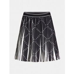 Guess Page skirt in plissé met logo