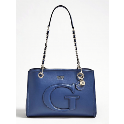 Guess Chrissy bag G logo in navy