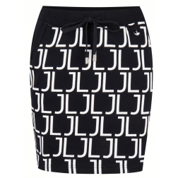 Jacky Luxury logo skirt - LogoMania