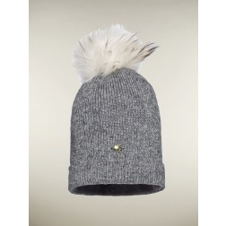 Goldbergh April beanie in grey