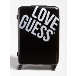 Guess Haidee trolley in zwart