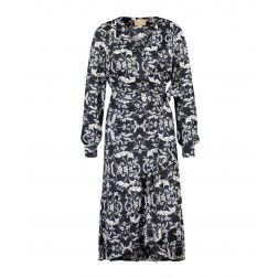 Josh V beaudine wrap jurk - Baroque Dress