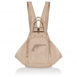 Josh V Becca backpack GUNBAG in Nude