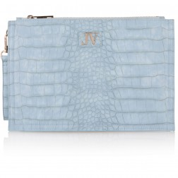 Josh V Caressa clutch in seablue