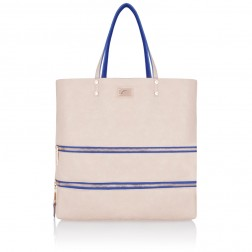 Josh V Cherelle bag in nude