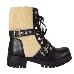 So Jamie Cozy boots met lammy