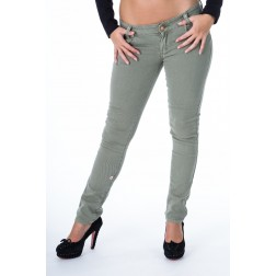 Army jeans van Jacky Luxury.