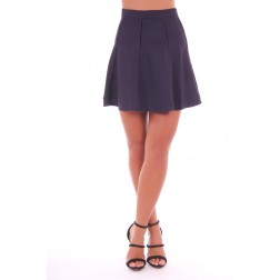 Jacky Luxury skaterskirt in navy