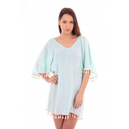 Labee-a-porter Zembla dress in mint