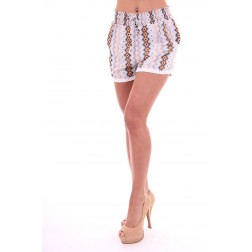 Labee-a-Porter short, Evron in print