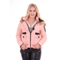 Nickelson winterjacket nude Puck