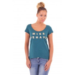 Josh V Sylvana shirt in teal