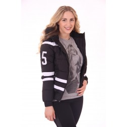 Nickelson Bobby jacket in black