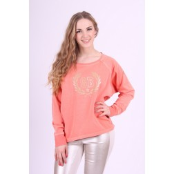 Goldbergh sweatshirt in coral