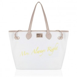Josh V Louisa bag in white