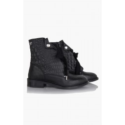 Supertrash Molly lace up boots