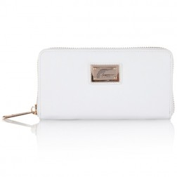 Josh V Waylon wallet in white