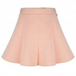 Josh V Xantee skirt in nude