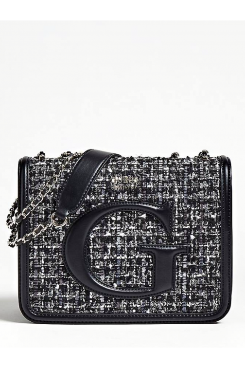 Guess Chrissy bag G logo in tweed