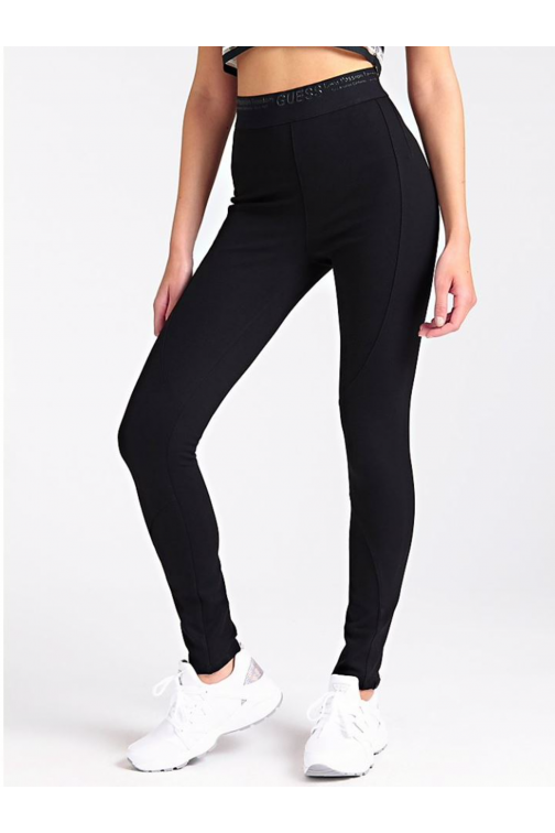 Guess Jennifer pants - logo legging