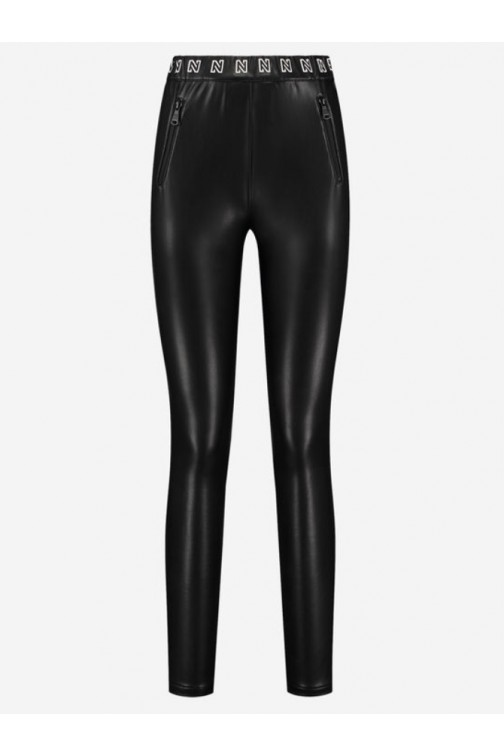 Nikkie Margot pants - legging in vegan leer