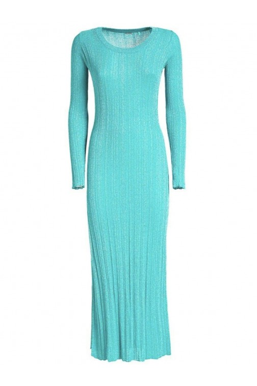 Guess Julia maxidress in aqua