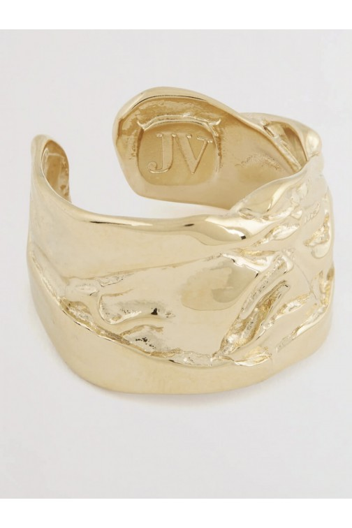 Josh V Boassa ring in gold