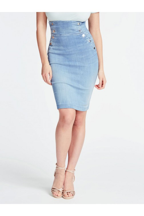 Guess jeans rok - buttons