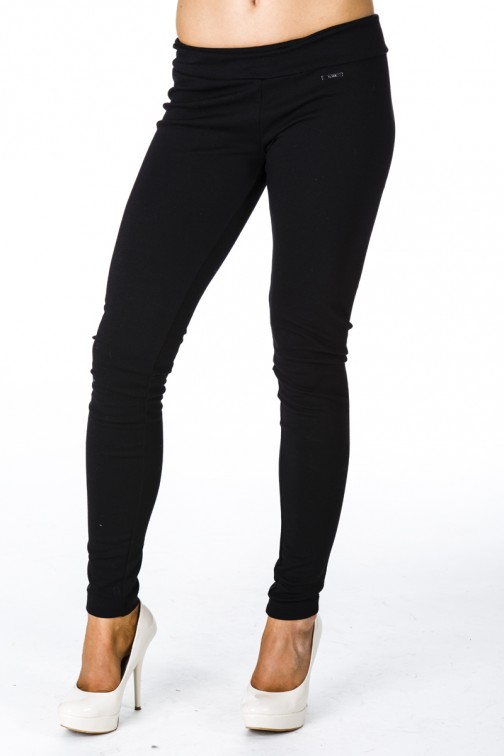 G.sel legging in zwart.