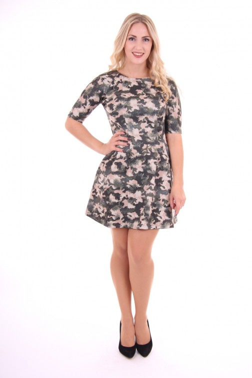Kocca Kedsa dress in print
