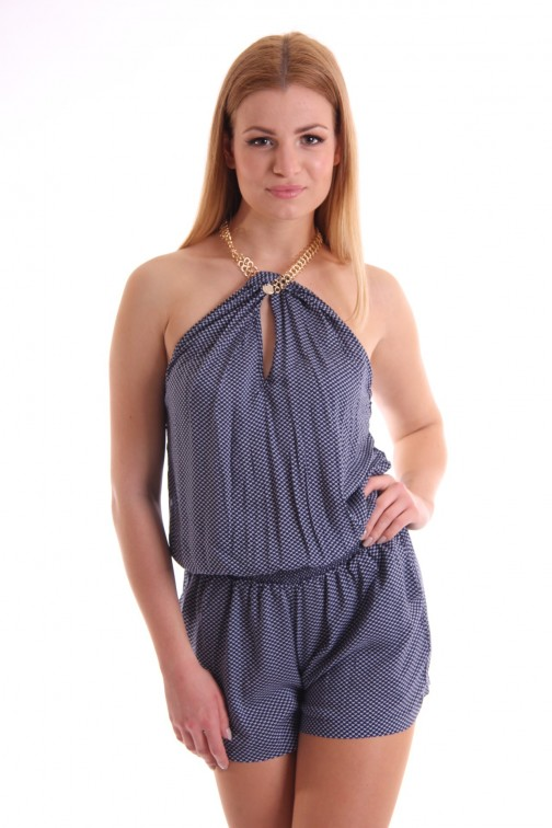 Relish playsuit Boil met gouden ketting