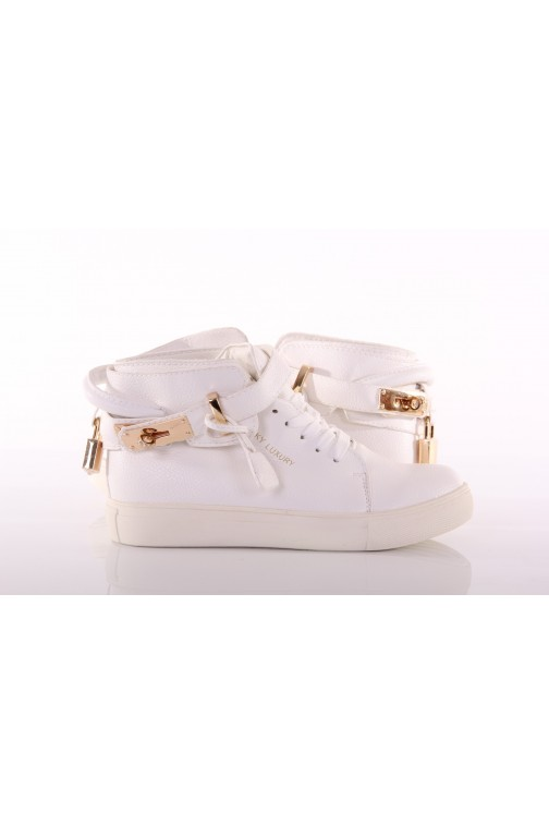 Jacky Luxury sneakers in wit