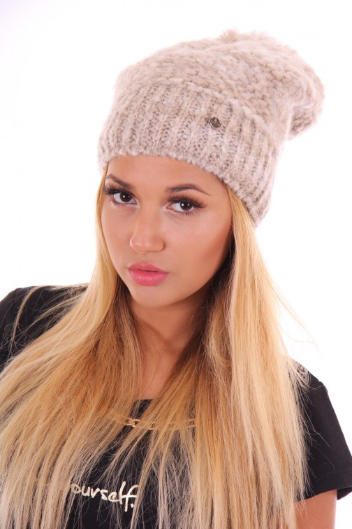 Starling beanie Estroso in cream