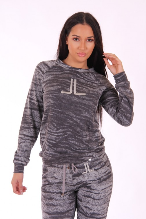 Jacky Luxury jogging sweater - tiger