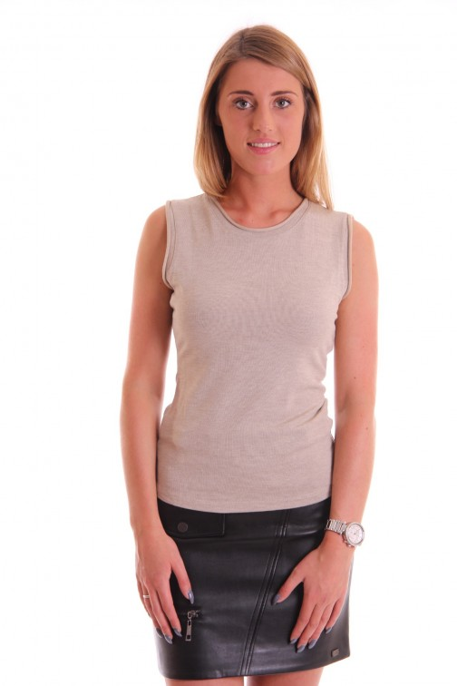 Supertrash Terve top in Desert Melange