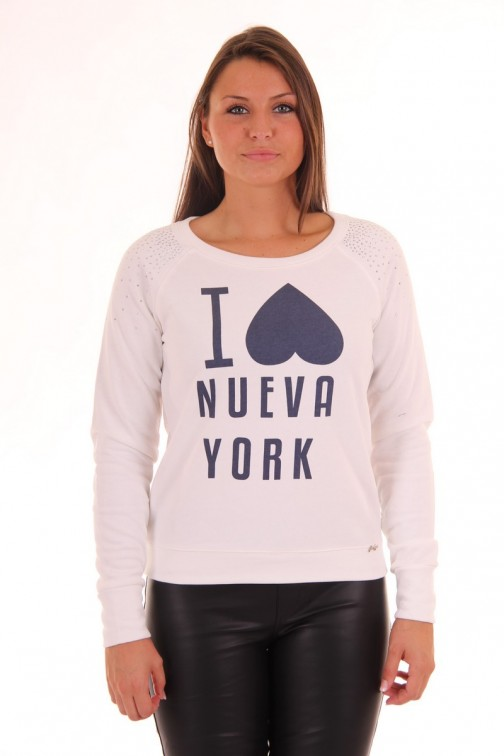 Jacky Luxury sweater NUEVA YORK