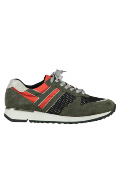 Labee sneakers PIPPA in army